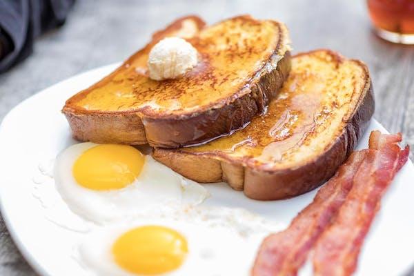 Brioche French Toast Platter