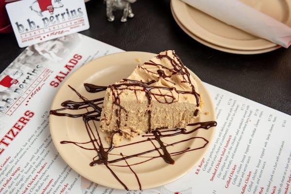 PB Fudge Pie