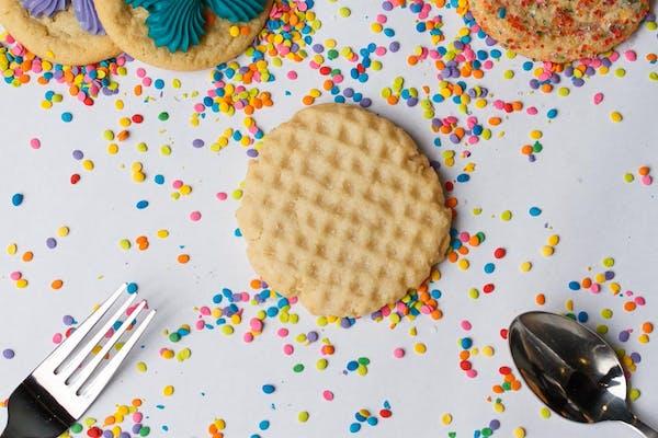 Mammaw's Tea Cake Cookie