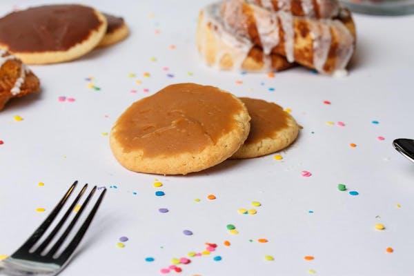 Caramel Iced Cookie