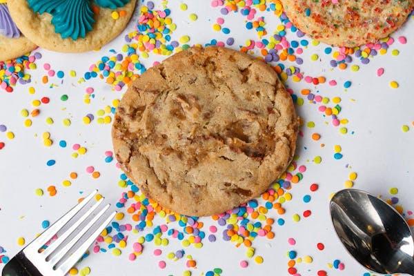 Heath Toffee Cookie