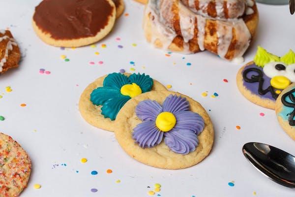 Flower Power Sugar Cookie