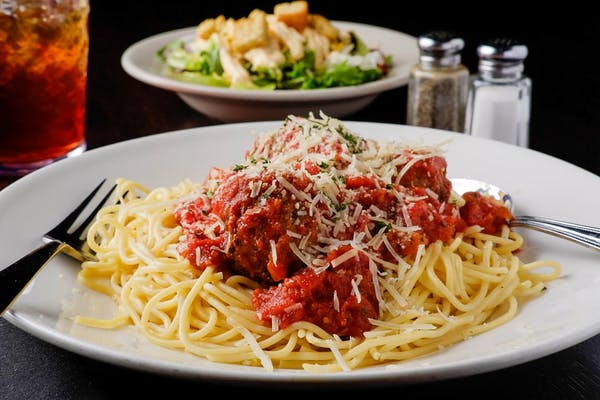 Lou's Spaghetti Dinner