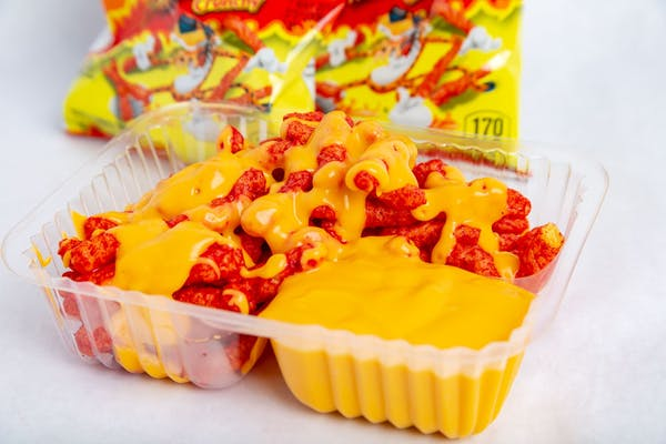 Hot Chips & Cheese