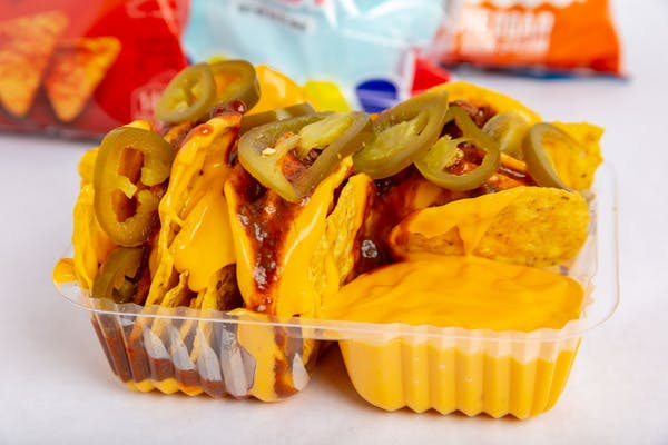 Nachos & Cheese