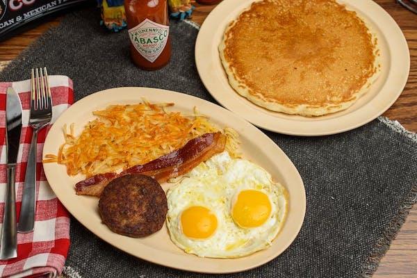 Grandma's Breakfast Platter