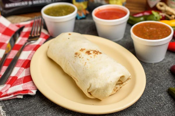 Spicy Ranchero Burrito