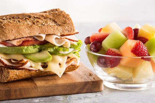 Half Premium Sandwich Pairings