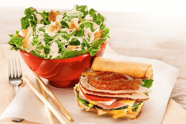 Half Classic Sandwich Pairings
