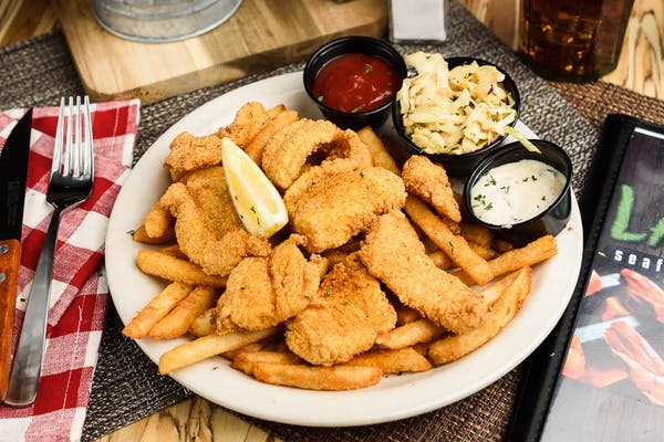 Fried or Seared Catfish