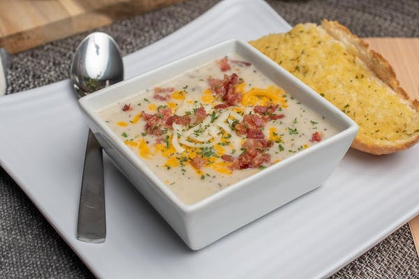 Homemade Creamy Red Potato Soup