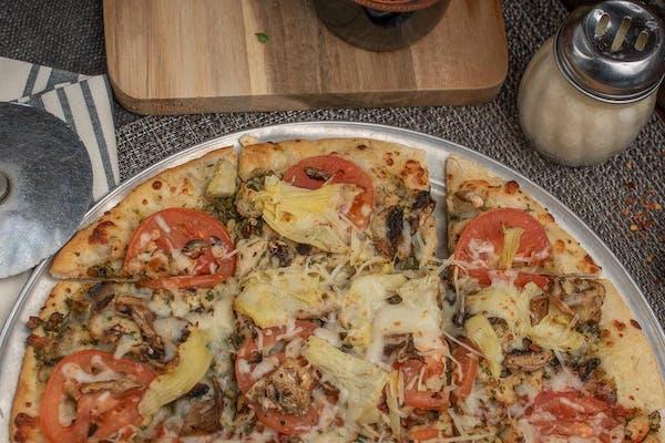 Cade & Blake Pizza