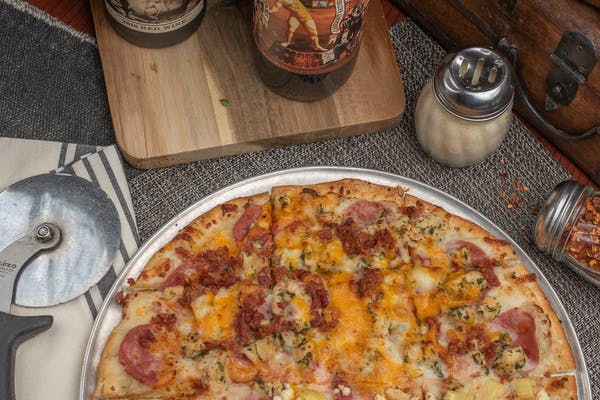 The Ralphie's Pizza