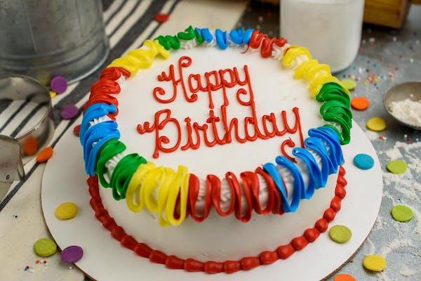 "(9"") Single-Layer Cake"