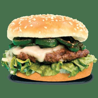 Spanish Beef Burger