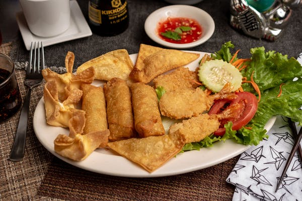 6. Appetizer Sampler