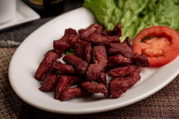10. Thai-Style Beef Jerky