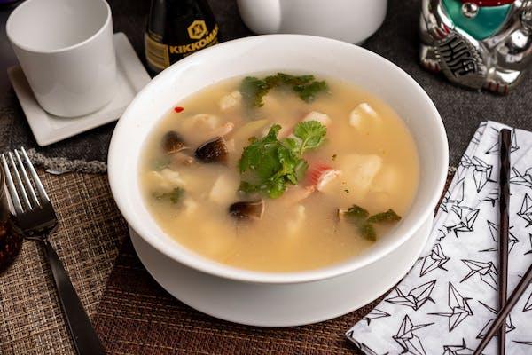 11. Seafood Soup