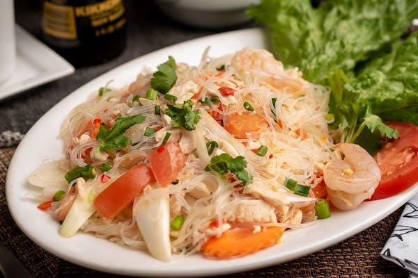 20. Yum Woon Sen Salad