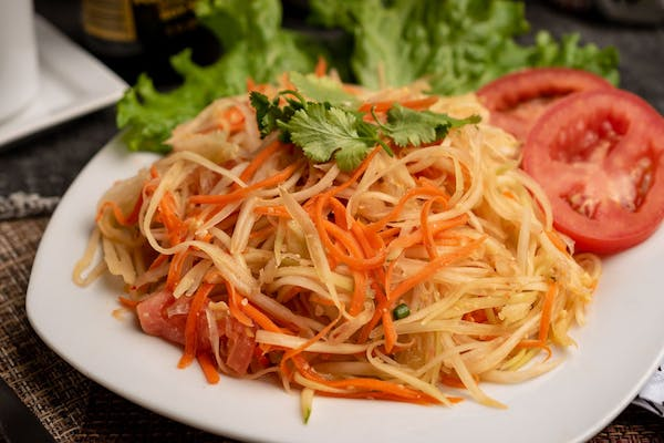 22. Papaya Salad