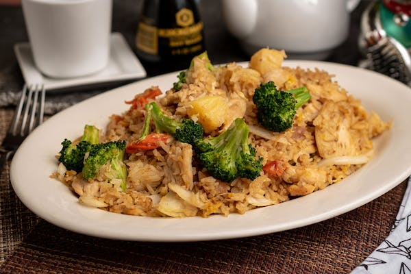 25. Hawaiian Fried Rice