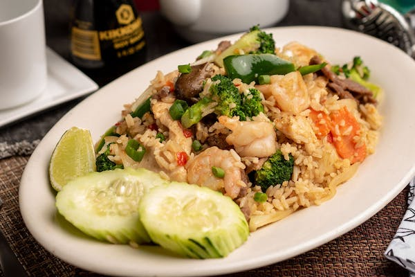 31. Thai Spoon Spicy Fried Rice