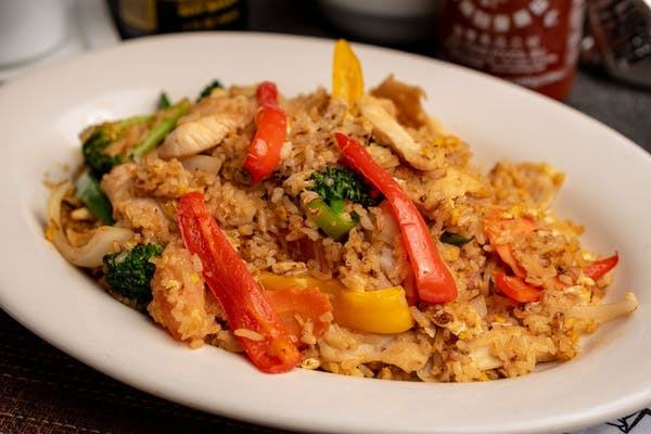 32. Sriracha Fried Rice