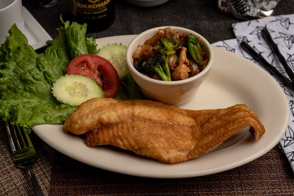 45. Thai Spoon Fish Fillet