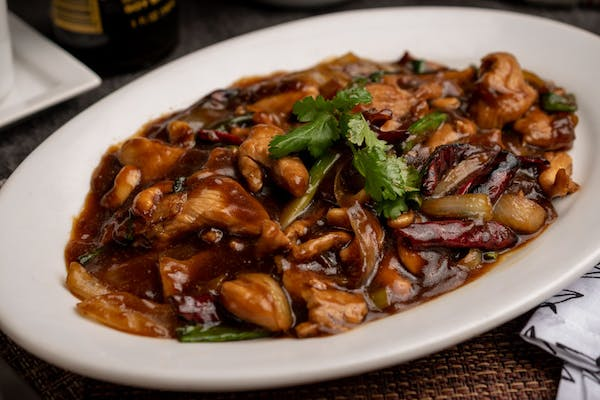 49. Stir-Fried Cashew Nuts
