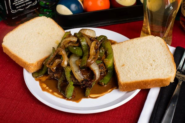 Motley Hamburger Steak