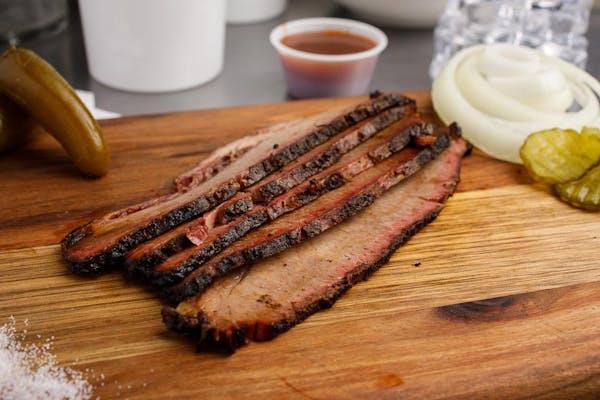 Sliced Beef Plate