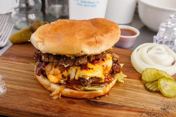 Tankster Burger