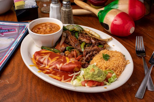 Ribeye Steak Mexicano