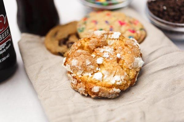 Gooey Butter Cake Cookie