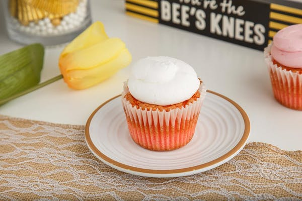 Strawberry Cupcake