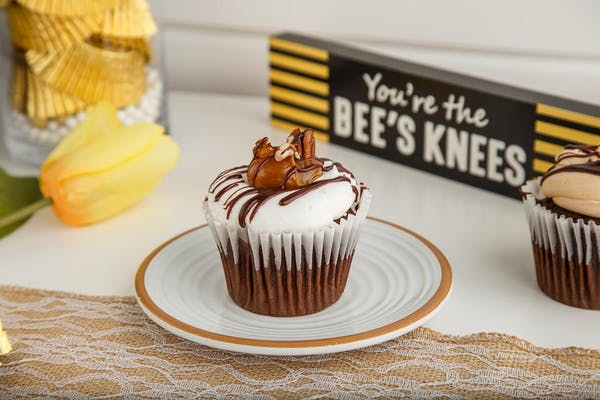 Sundae Cupcake