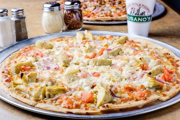 The Chaplin Pizza