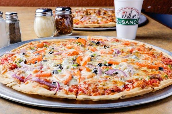 Herbivore Delight Pizza