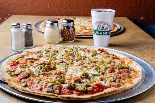 Moosehead Pizza