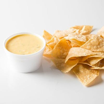 Side Chips & Queso