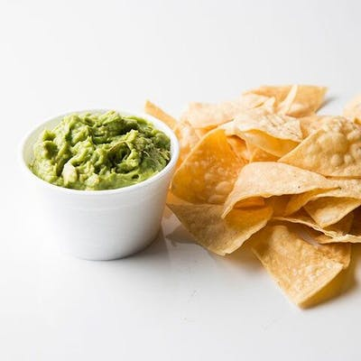 Side Chips & Guacamole