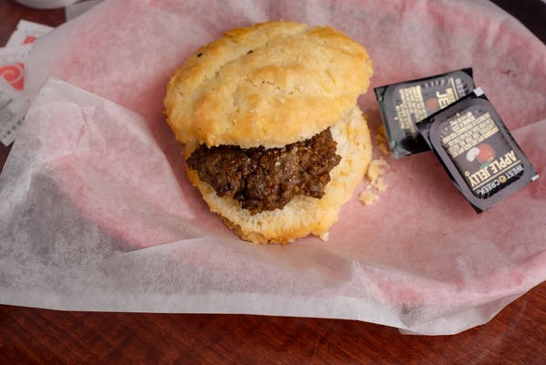 Weinberg Sausage Biscuit