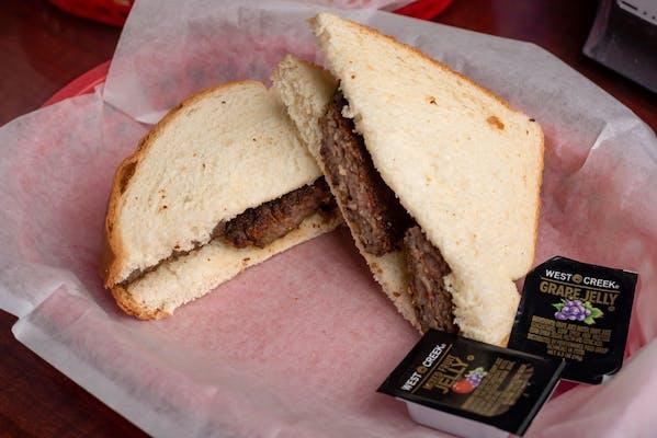 Weinberg Sausage Sandwich