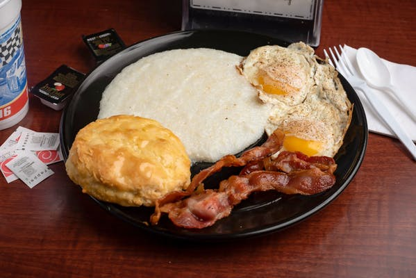 Big Breakfast & Bacon