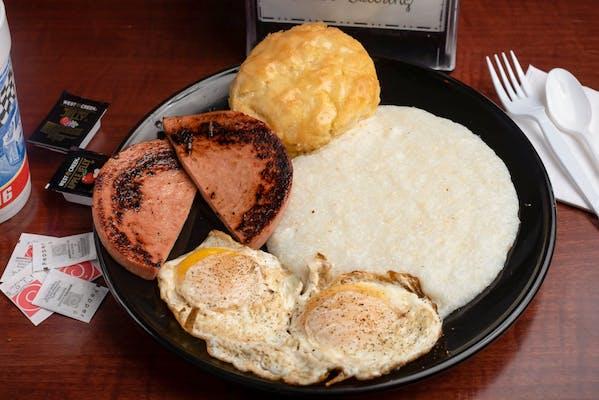 Big Breakfast & Bologna