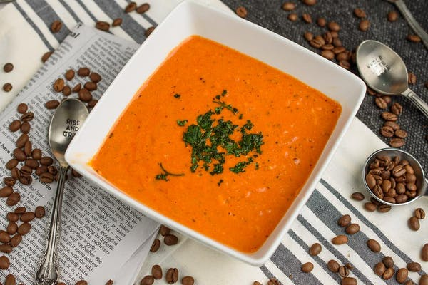 Soup of the Day & Side Salad