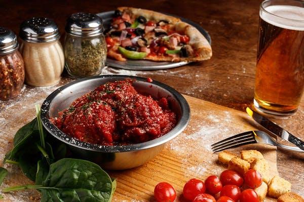 House-Made Italian Meatballs