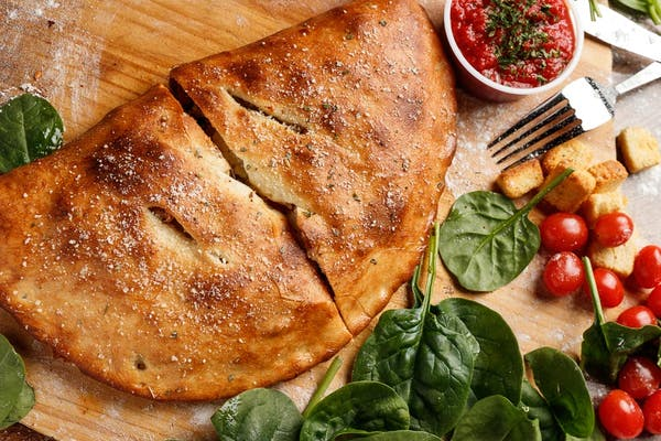 Two Topping Calzone