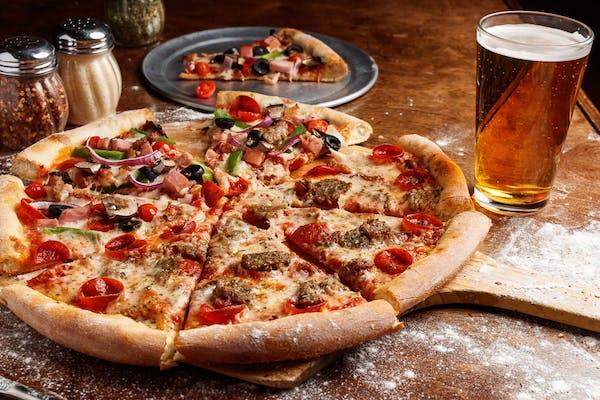 Quattro Carne Pizza