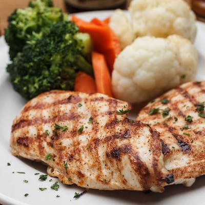 Grilled Breast of Chicken